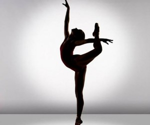 active, baby, and ballet image