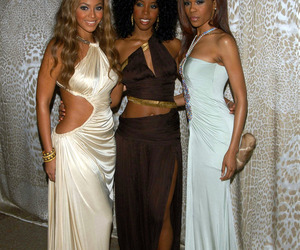 michelle williams, my life, and kelly rowland image