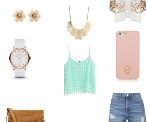 fashion, spring, and love image