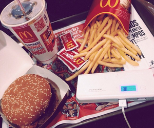 McDonalds and tumblr image