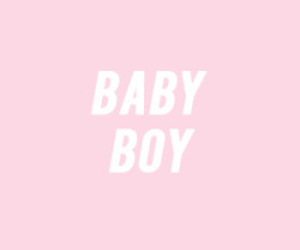 baby and boy image