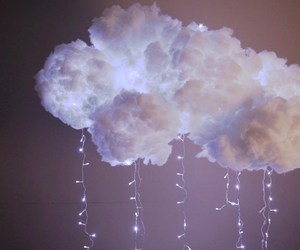 light, cloud, and lamp image