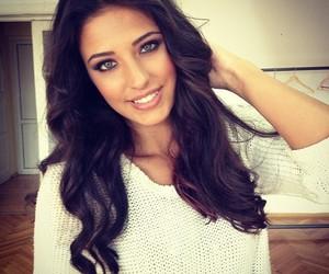 beautiful, beauty, and girl image