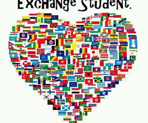 exchange student image