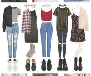 clothes, clothing, and dr martens image