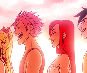 fairy, tail, and fairytail image