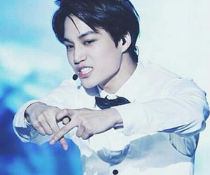 exo, kai, and k pop image