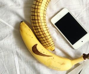 tumblr, aesthetic, and banana image