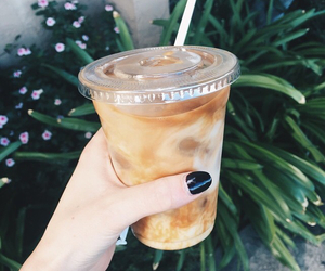 coffee, drink, and summer image