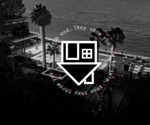 band, Logo, and Lyrics image