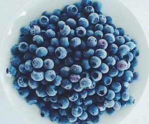 blueberry, fitness, and FRUiTS image