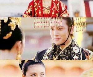 Korean Drama, empress ki, and han ji won image