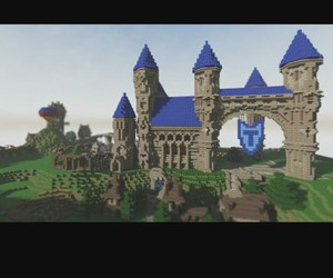beautiful, big, and castle image