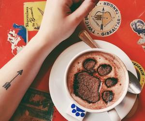 breakfast, retro, and grunge image