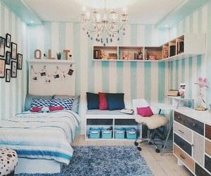 home decor, cute bedrooms, and home style image