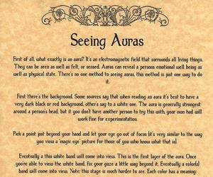 aura, pagan, and witch image