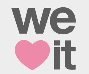 we heart it, weheartit, and heart image