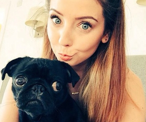 zoella, zoe sugg, and nala image