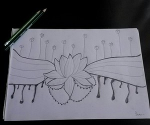 draw, my draw, and flower image