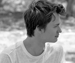 ansel elgort, tumblr, and the fault in our stars image
