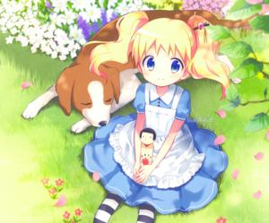 alice and wonderland, kawaii, and tumblr image