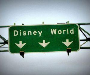 disney, disney world, and world image