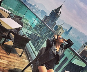 city, classy, and fashion image