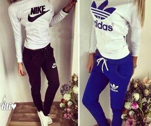 adidas, style, and fashion image
