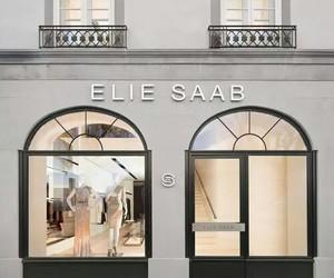 elie saab, fashion, and luxury image
