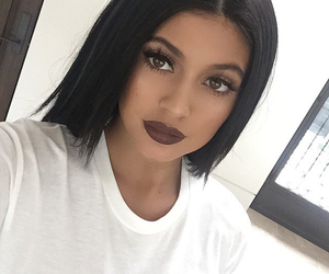 kylie jenner, kylie, and lips image