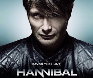 hannibal, serial, and horror image