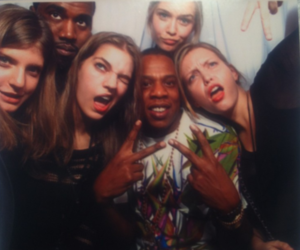 bitches, fashion, and jay z image