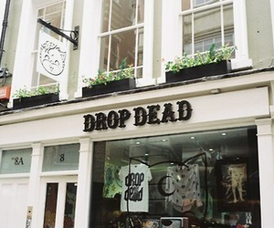 drop dead, oli sykes, and store image