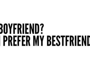 boyfriend, love, and bestfriend image