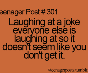 teenager post and post image