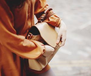 bag, fashion, and vintage image