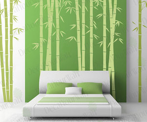 bamboo and bedroom image