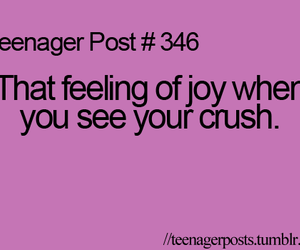 crush, teenager post, and feeling image