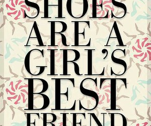 Best, friend, and shoes image