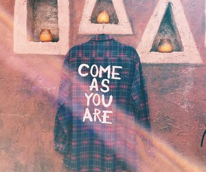 clothes, fashion, and flannel image