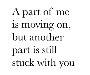 move on and part of me image