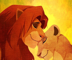 disney, love, and lion king image