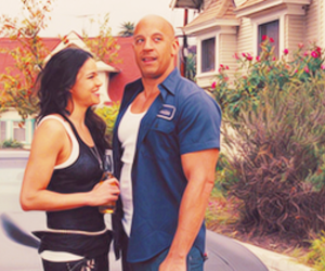 Dotty, michelle rodriguez, and otp image