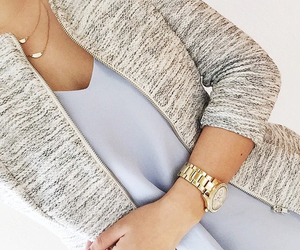 accessoires, cardigan, and fashionista image