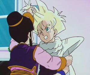 anime, bulma, and cell image