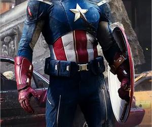 Avengers, hero, and captain america image