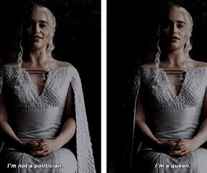 daenerys targaryen, got, and game of thrones image