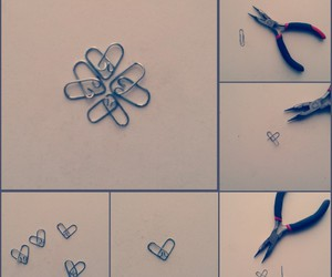 heart and paper clip image
