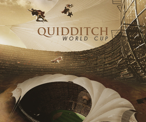 harry potter, quidditch, and book image