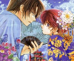 yona and hak and akatsuki no yona image
